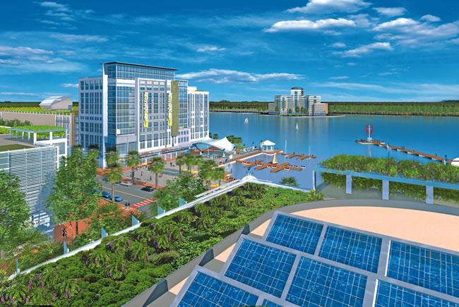 Solar City: città sostenibile