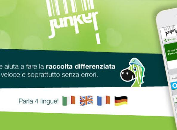 App raccolta differenziata