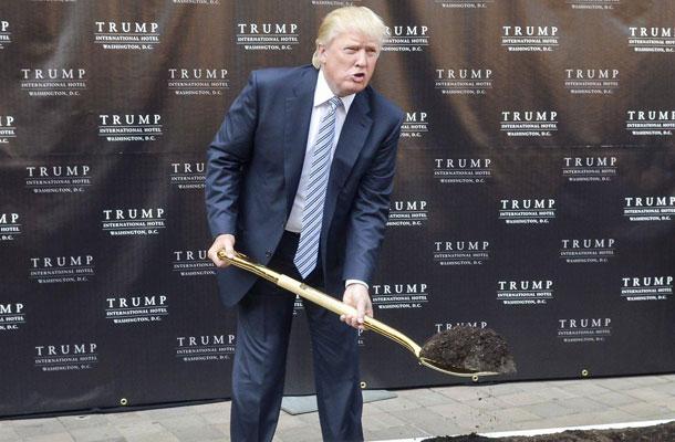 Carbone per Trump