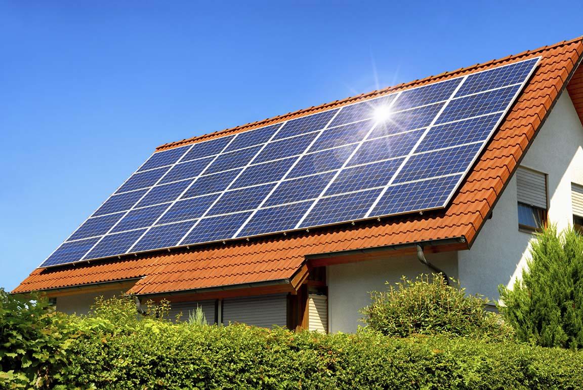 Energia solare: tipologie di pannelli