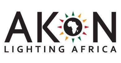 Logo Akon Lighting Africa