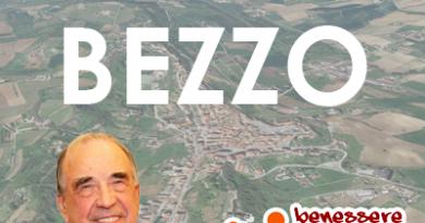 Locandina del Premio Bezzo