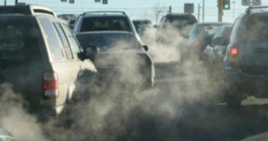 Macchine con scarichi inquinanti di Pm10