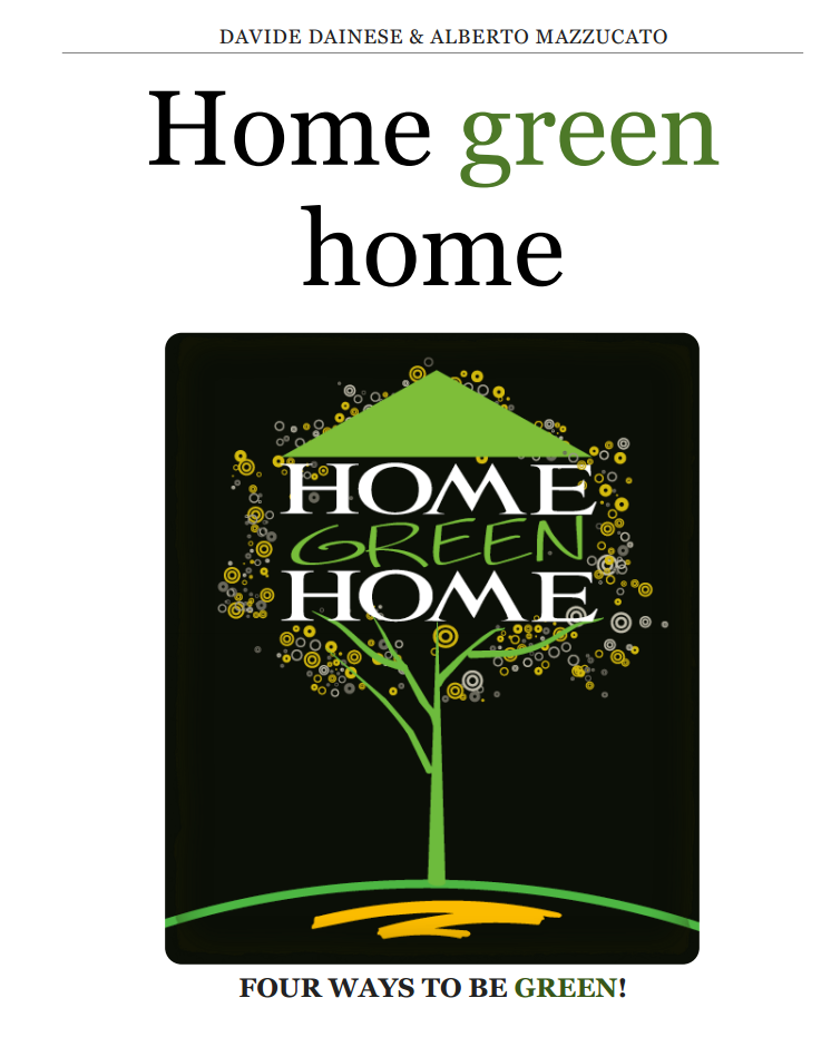Ebook Gratuito Home Green Home