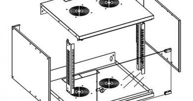 Schema tecnico disassemblabilità di un prodotto di arredamento