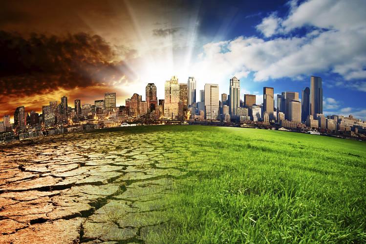 Riduzione delle energie rinnovabili per il cambiamento climatico