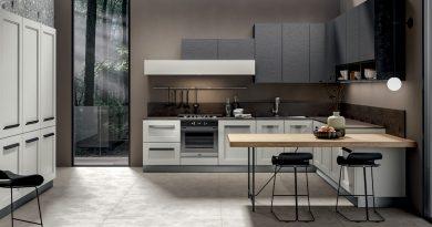 Cucina Home cucine in materiale sostenibile ed ecologico