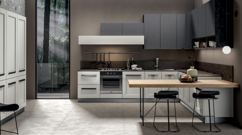 Cucina Home cucine in materiale sostenibile ed ecologico