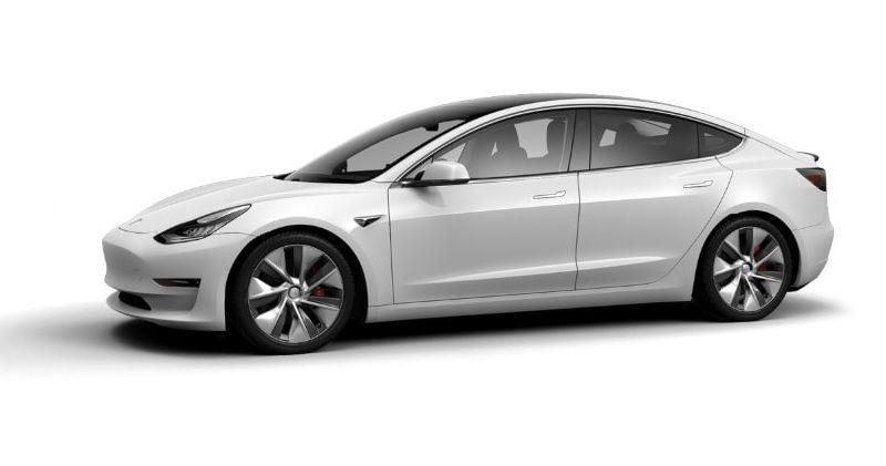 Tesla, automobile elettrica prodotta negli Stati Uniti d'America