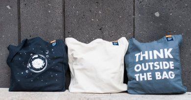 Goodbag, borse sostenibili che aiutano l'ambiente