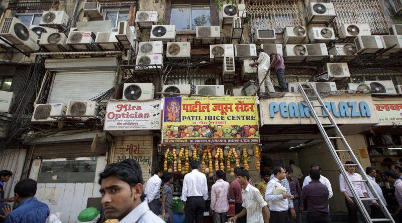 Condizionatori in India portano al riscaldamento globale