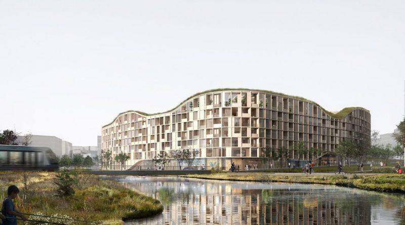 Ártún Islanda edifici sostenibili