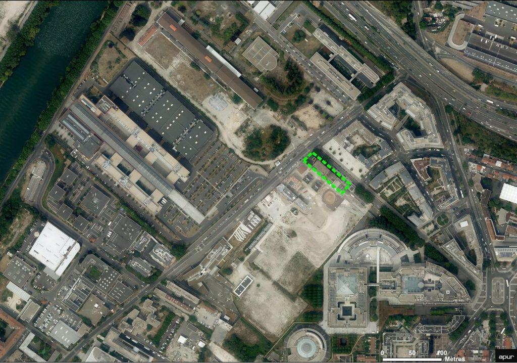 sito Energy Plug Saint-Denis Parigi per le Olimpiadi