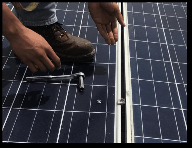 Pannelli solari resistenti alle avversità atmosferiche