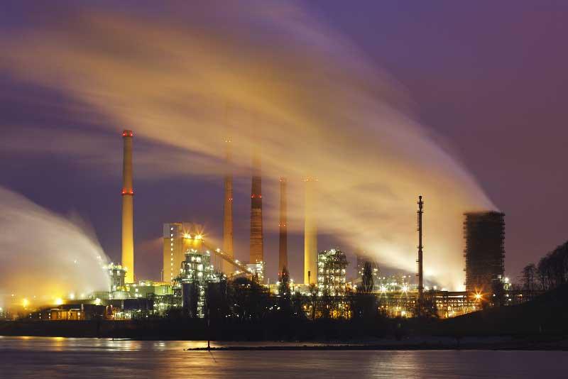 Affrontare le emissioni industriali attraverso l'allineamento climatico
