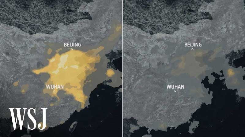 Cina: neutralità delle emissioni di carbonio entro il 2060