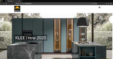 Sito web Home Cucine nuovo