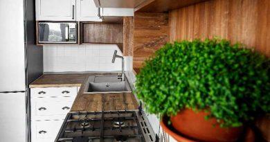 accessori green per la cucina