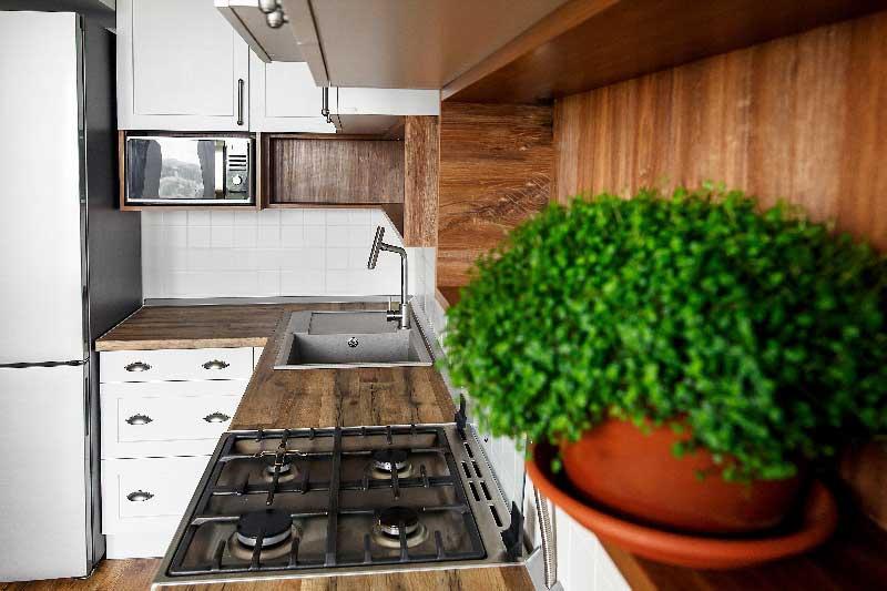 Accessori sostenibili per la cucina