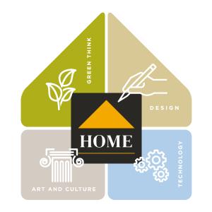 logo inside home