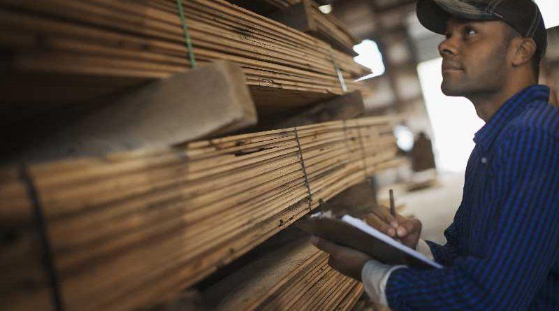 riciclo del legno in Italia
